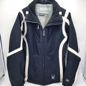 Spyder XTL 10,000 Snow Ski Jacket Women's Lg EUC